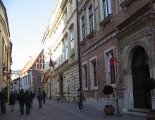 KRAKOW - Kanonicza Street (by Agata Chrzescijanek)