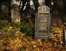 KRAKOW - Old Jewish Cemetery (by Agata Chrzescijanek)