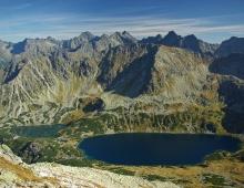 Lakes in TATRA Mountains (by Arkadiusz Parulski)