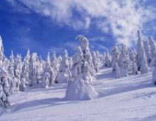 Winter in the mountains (by Arkadiusz Parulski)