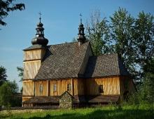 Wooden architecture (by Arkadiusz Parulski)