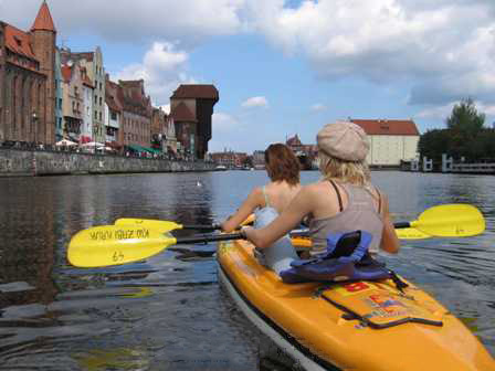 Sightseeing tour in Kayak
